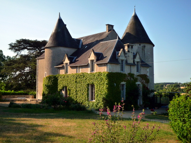 Chateau Plaincourault